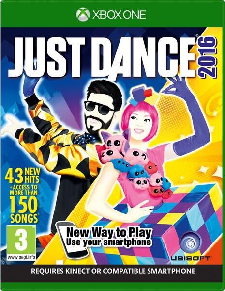 Just Dance 2016 (Xbox One)-thumb