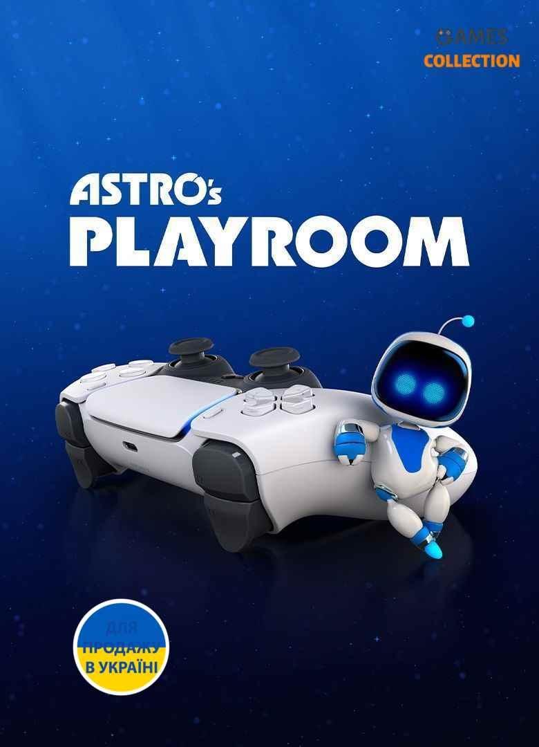 Astro's Playroom (PS5)-thumb