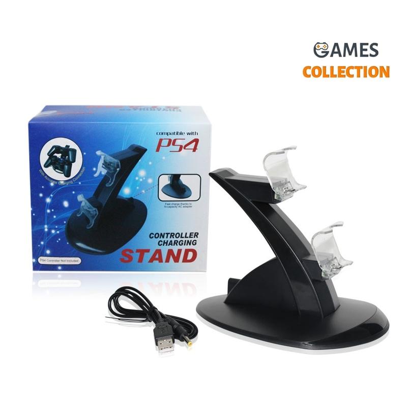 PlayStation Charging Kit (PS4)-thumb