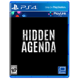 Hidden Agenda (PS4)-thumb