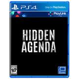 Hidden Agenda (PS4)-thumb