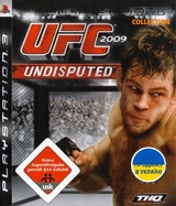 UFC 2009 Undisputed (PS3) Б/У-thumb