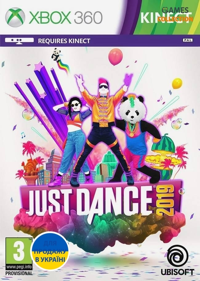 Just Dance 2019 (Xbox360)-thumb