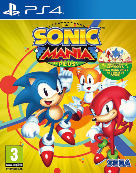 Sonic Mania Plus (PS4)-thumb