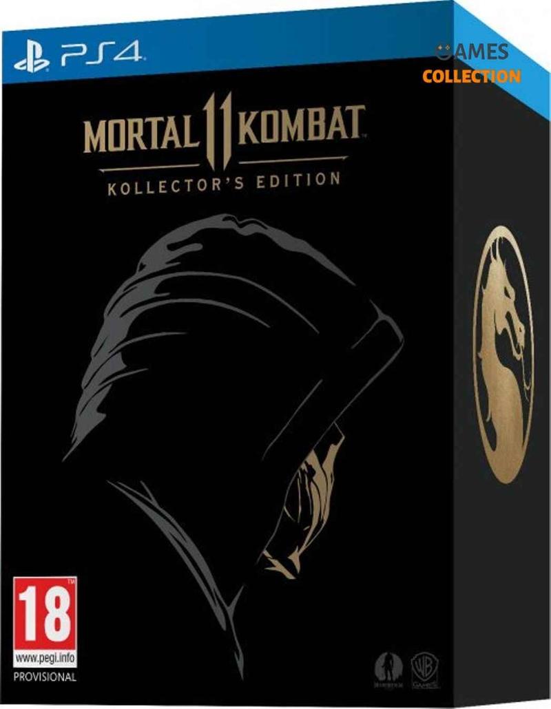 Mortal Kombat 11 Ultimate – Kollector's Edition (PS4)-thumb