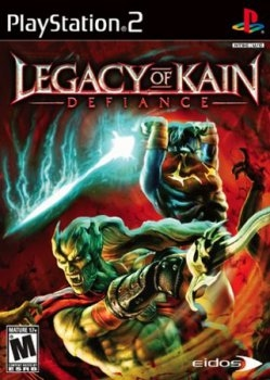 LEGACY OF KAIN: DEFIANCE (PS2)-thumb
