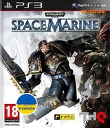 Warhammer 40000: Space Marine (PS3) Б/У-thumb