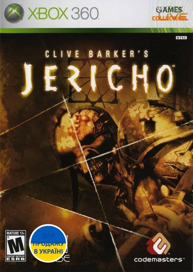 Clive Barker's Jericho (XBOX360)-thumb