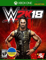 WWE 2K18 (XBox One)-thumb