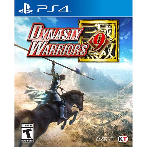 Dynasty Warriors 9 (PS4)-thumb