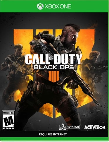 Call of Duty Black Ops 4 (Xbox One)-thumb