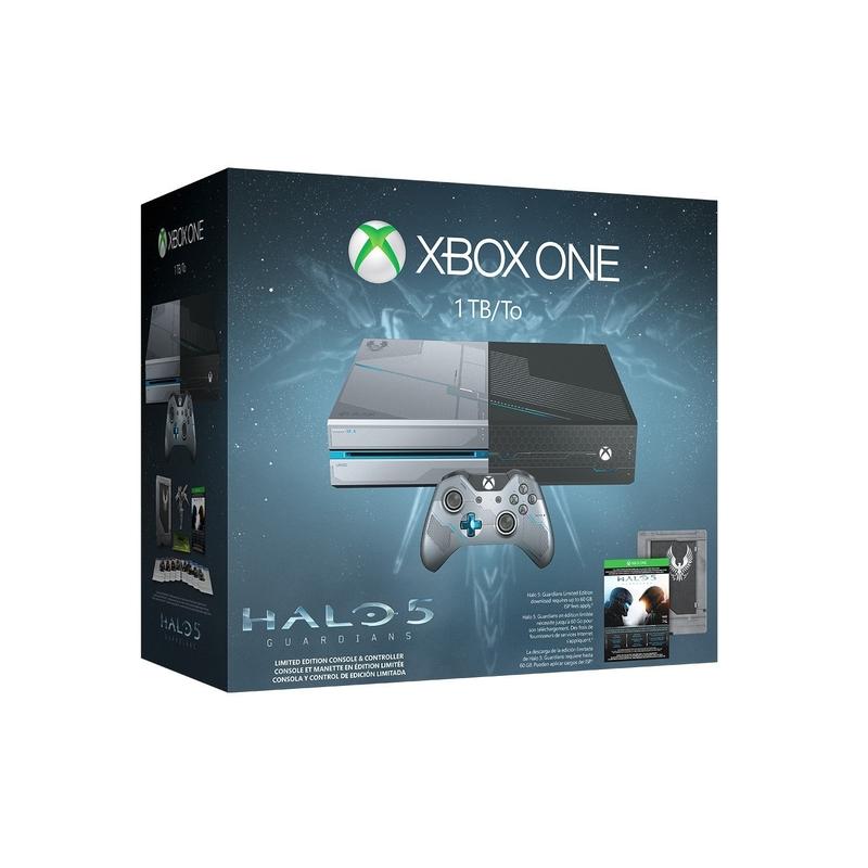 Xbox One 1TB Halo 5: Guardians Bundle-thumb