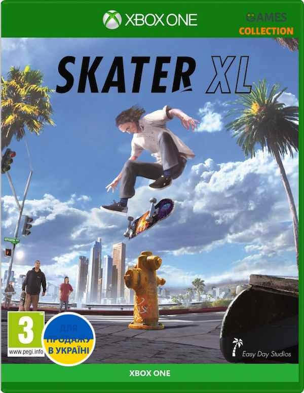 Skater XL (XBox One)-thumb