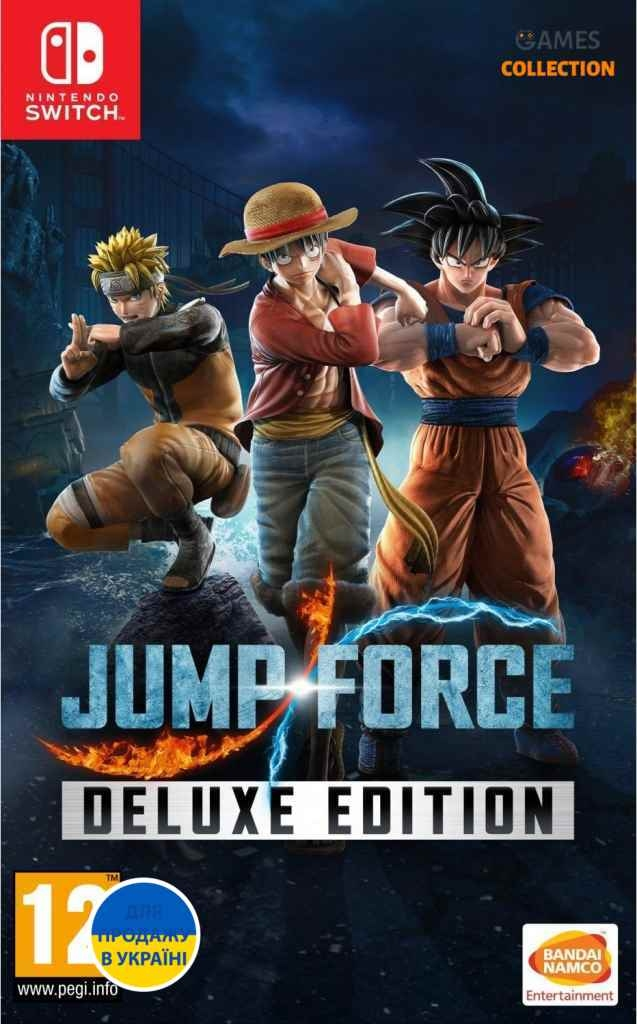 Jump Force Deluxe Edition (Switch)-thumb
