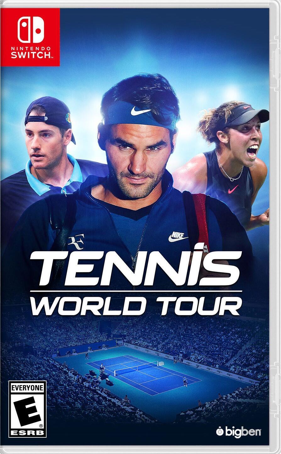 Tennis World Tour (Switch)-thumb