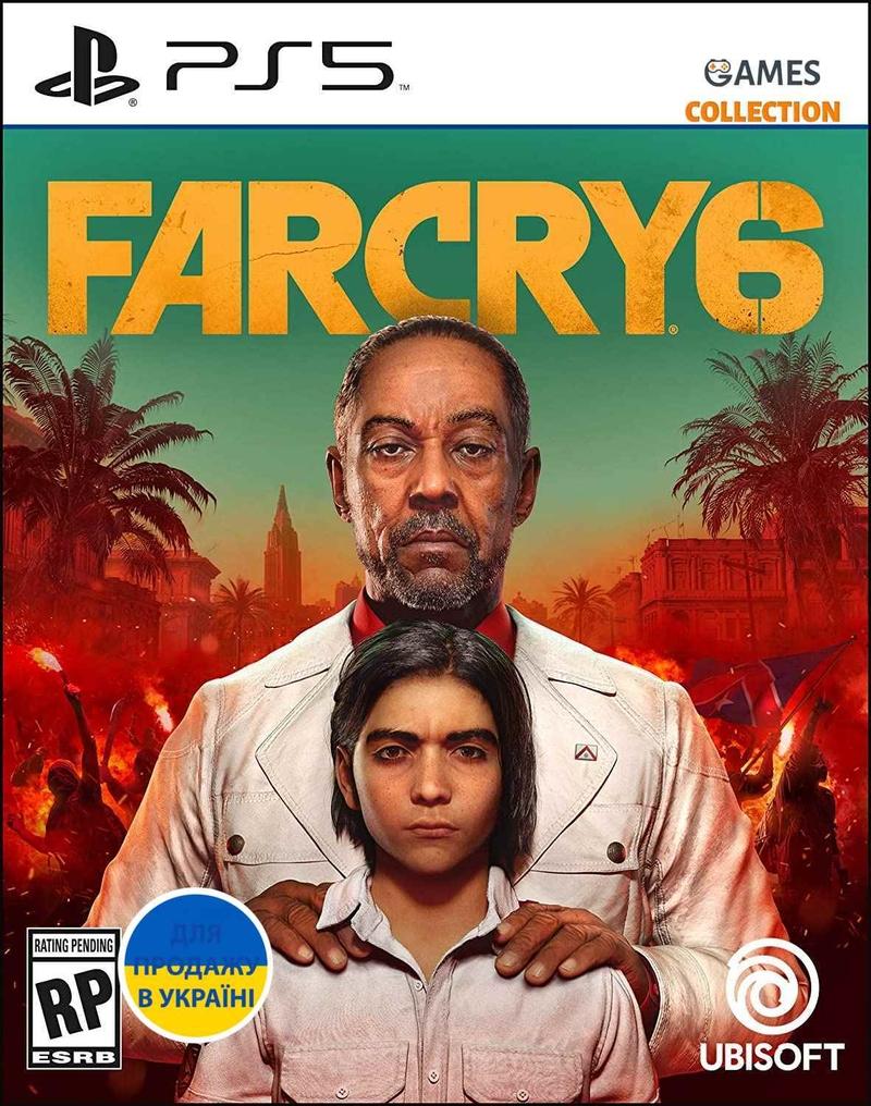 Far Cry 6 (PS5)-thumb