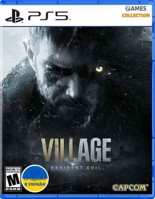 Resident Evil Village (PS5)-thumb