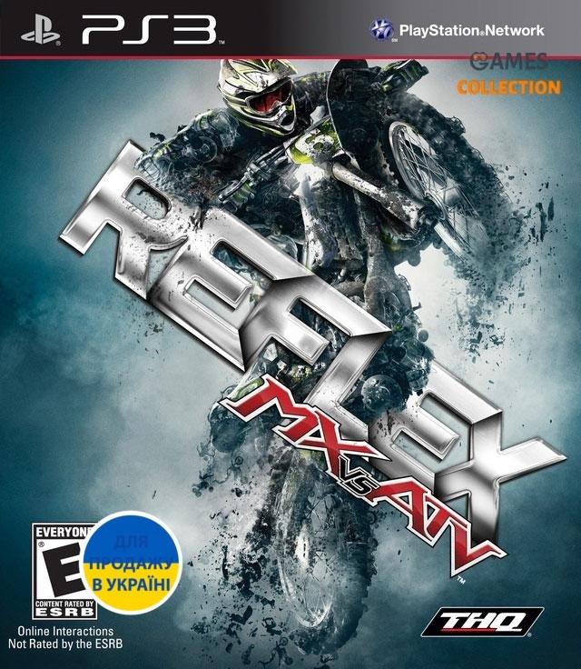 MX vs ATV Reflex (PS3)-thumb
