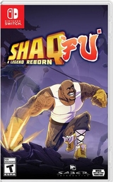Shaq Fu: A Legend Reborn (Switch)-thumb