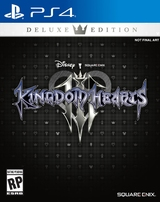 Kingdom Hearts 3 Deluxe Edition (PS4)-thumb