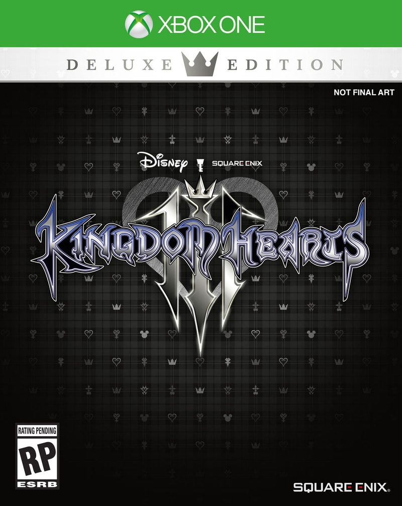 Kingdom Hearts 3 Deluxe Edition (Xbox One)-thumb