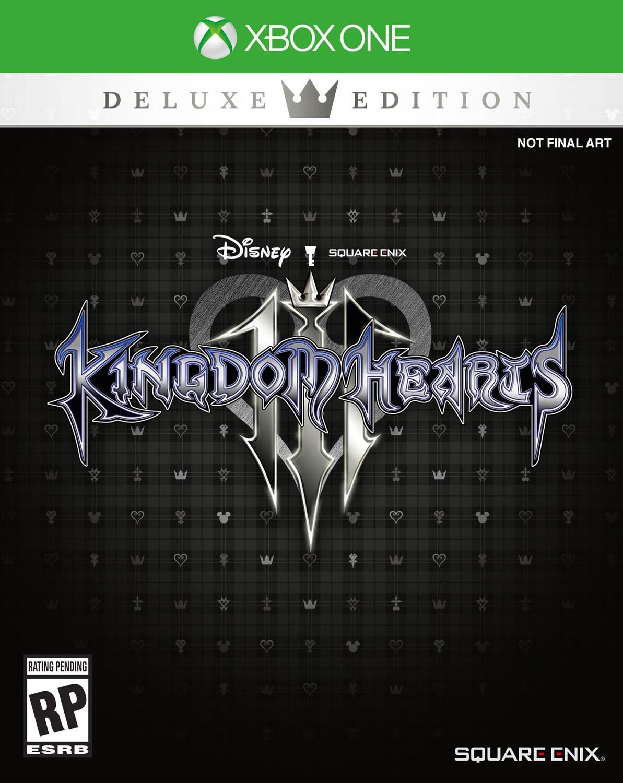 Kingdom Hearts 3 Deluxe Edition (Xbox One)-thumb