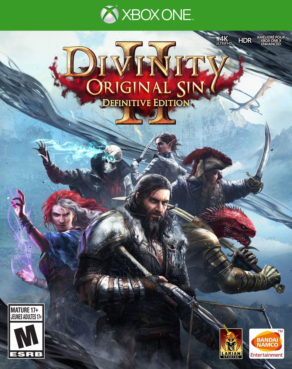 Divinity: Original Sin II Definitive Edition (Xbox One)-thumb