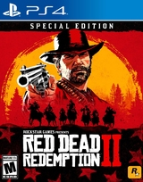 Red Dead Redemption 2 Special Edition (PS4)-thumb