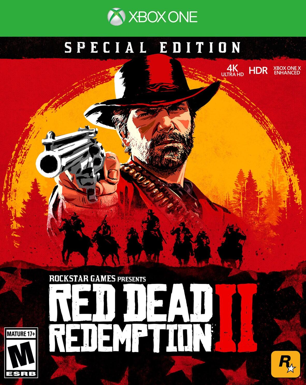 Red Dead Redemption 2 Special Edition (Xbox One)-thumb