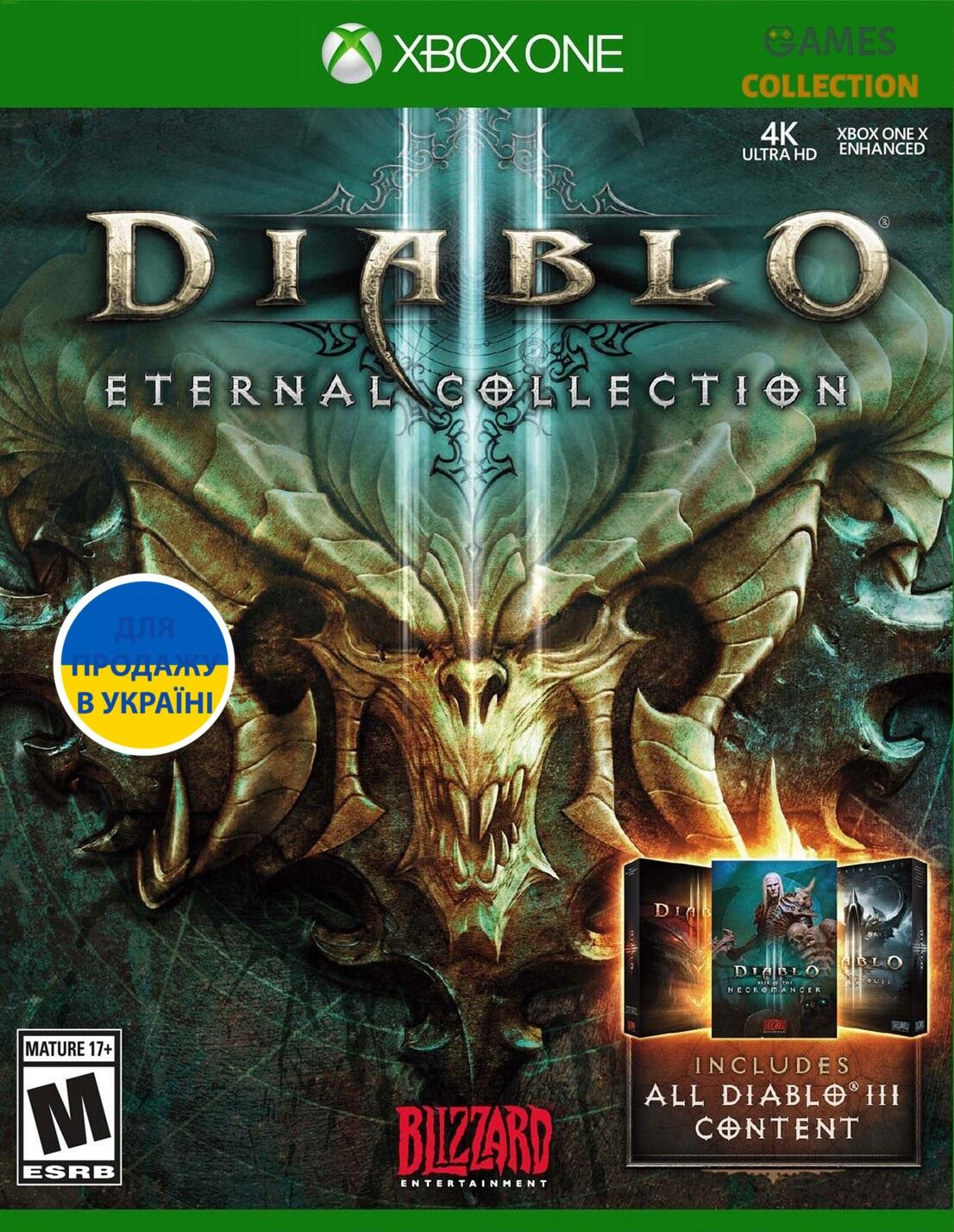 Diablo III Eternal Collection (Xbox One)-thumb