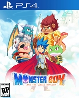 Monster Boy and the Cursed Kingdom (PS4)-thumb