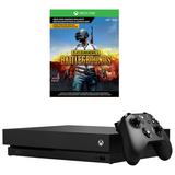 Xbox One X 1TB PLAYERUNKNOWN'S BATTLEGROUNDS Bundle-thumb
