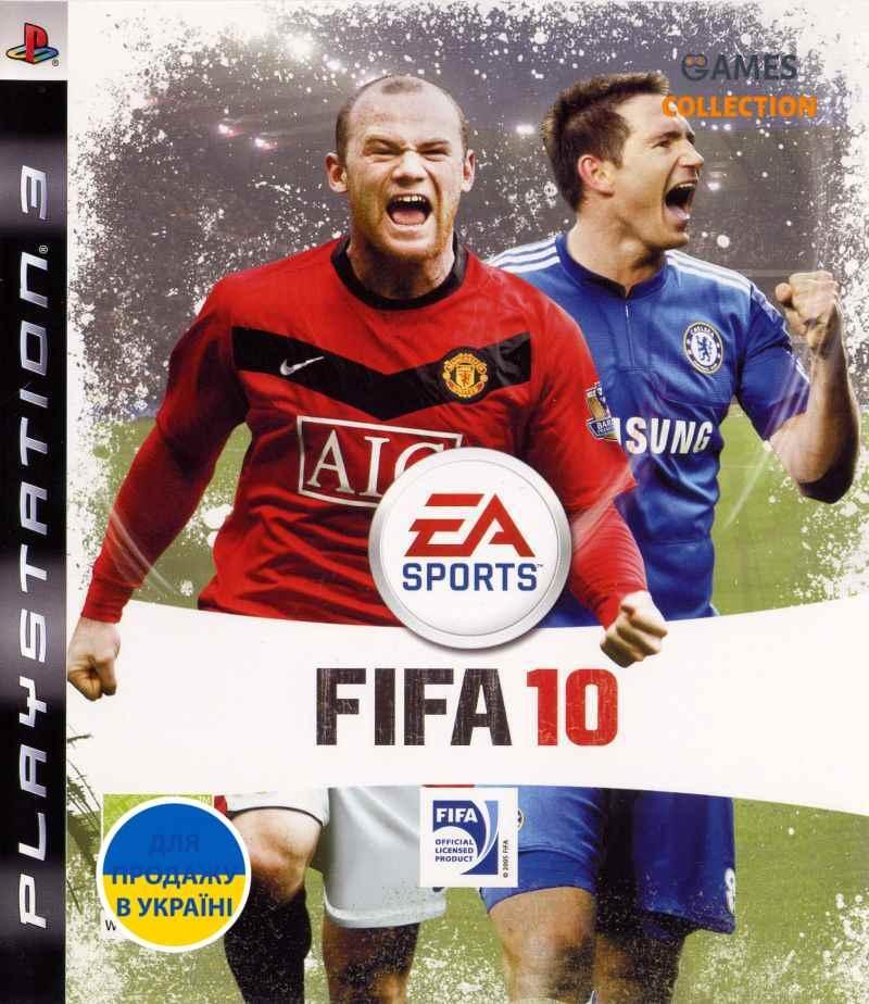 FIFA 10 (PS3) Б/У-thumb