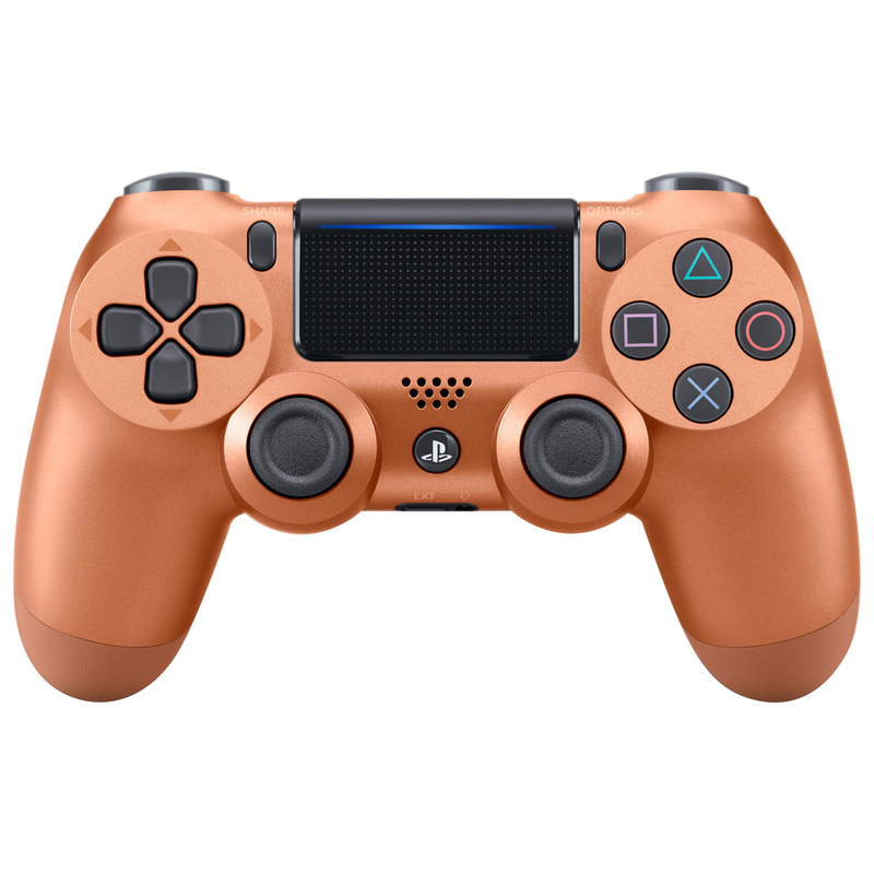 DualShock 4 Wireless Controller – Copper-thumb