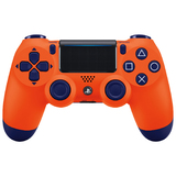 DualShock 4 Wireless Controller – Sunset Orange-thumb