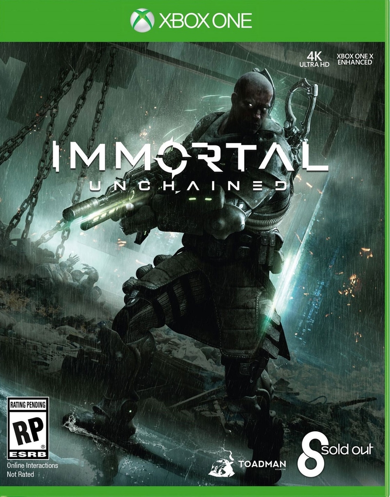Immortal: Unchained (Xbox One)-thumb