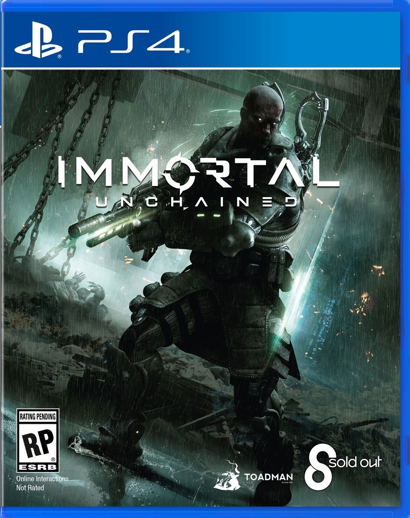 Immortal: Unchained (PS4)-thumb