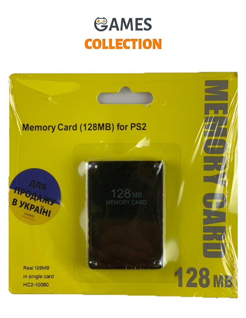 PS2 Карта памяти 128Mb-thumb