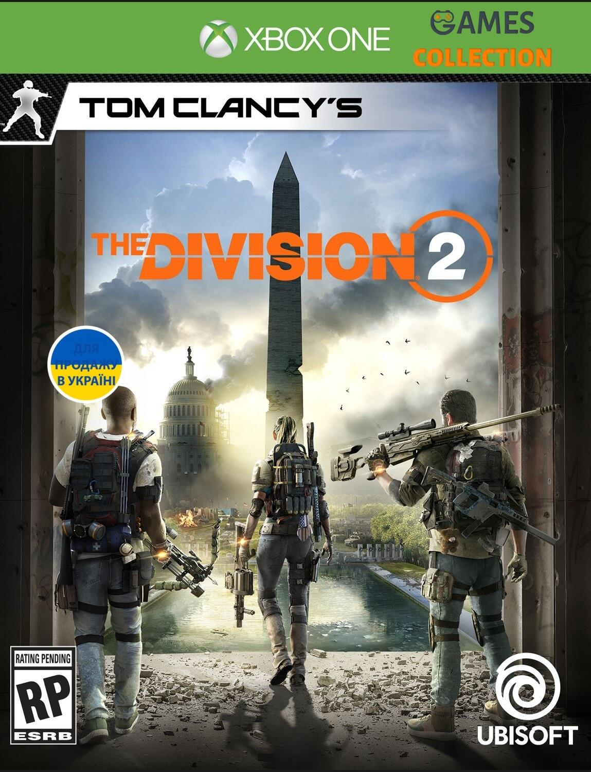 Tom Clancy's The Division 2 (Xbox One)-thumb