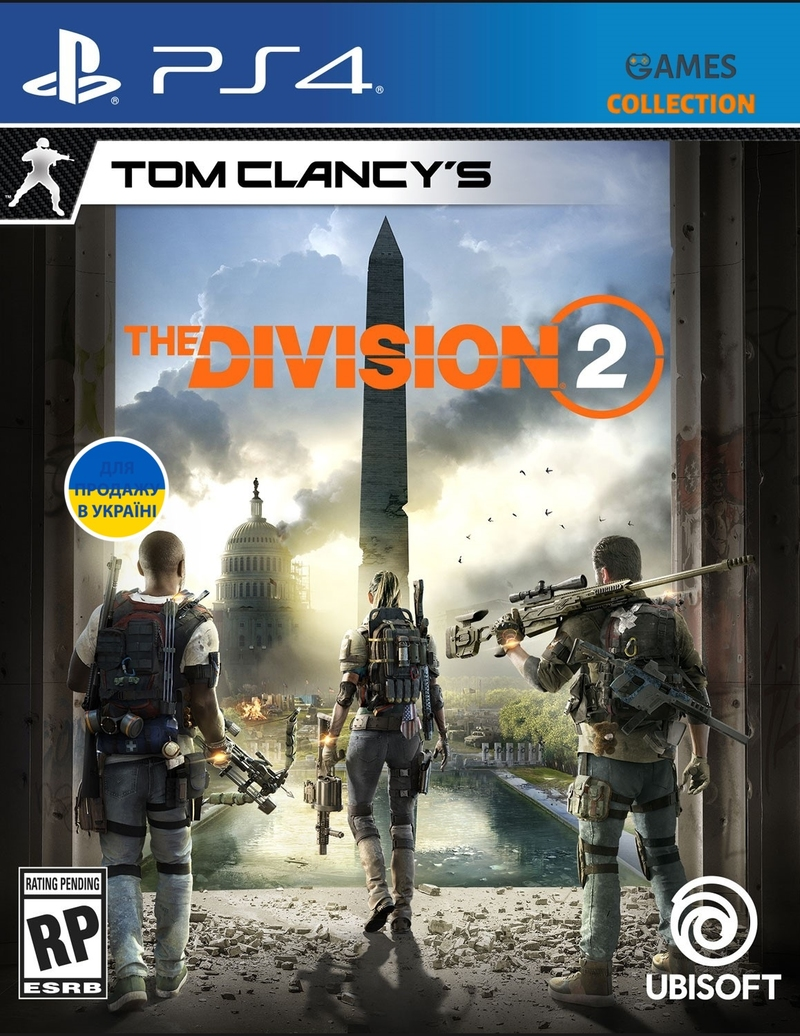 Tom Clancy's The Division 2 (PS4)-thumb