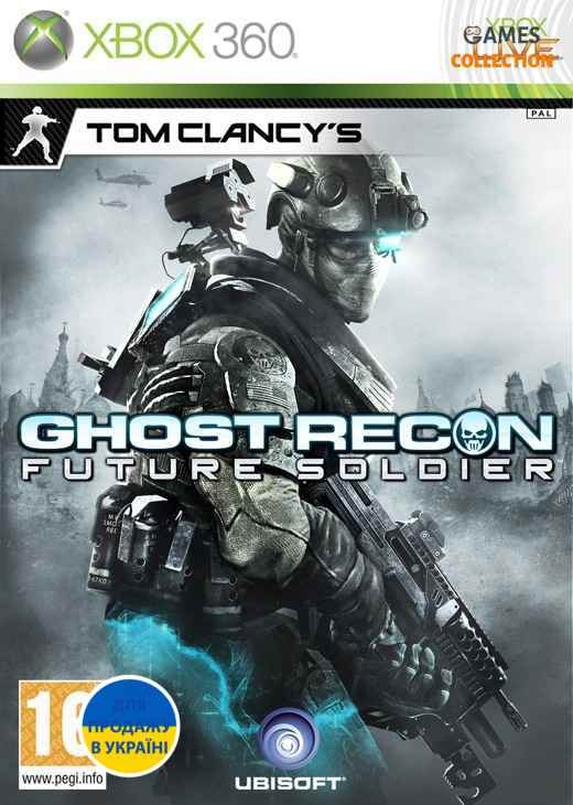 Tom Clancy's Ghost Recon: Future Soldier (XBOX360)-thumb