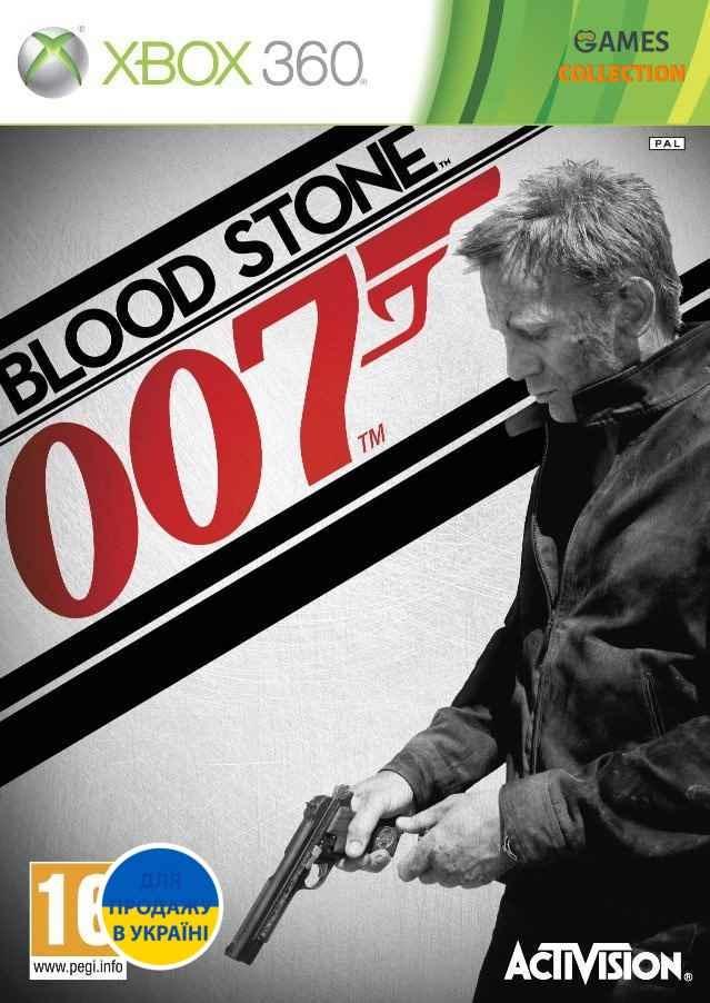 James Bond 007: Blood Stone (XBOX360)-thumb