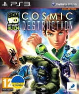 Ben 10 Ultimate Alien: Cosmic Destruction (PS3) Б/У-thumb