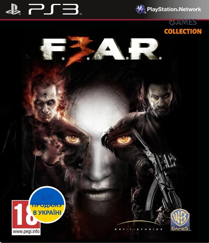 F.3.A.R. 3 (PS3) Б/У-thumb
