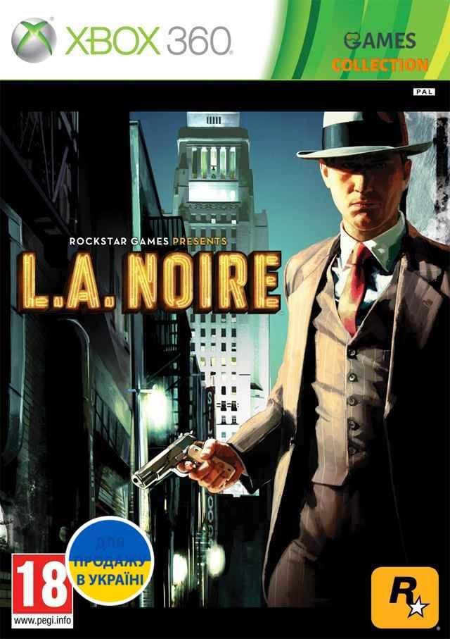 L.A. Noire (XBOX360) Б/У-thumb