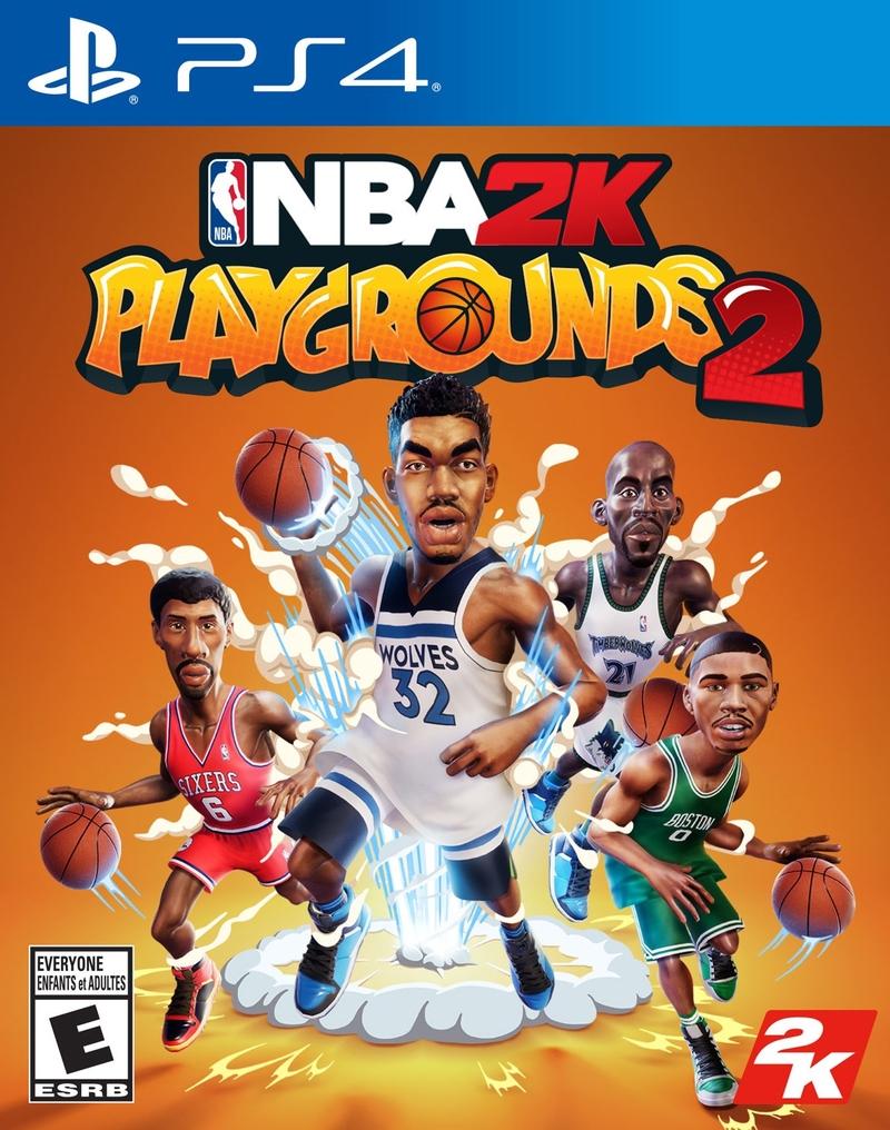 NBA 2K Playgrounds 2 (PS4)-thumb