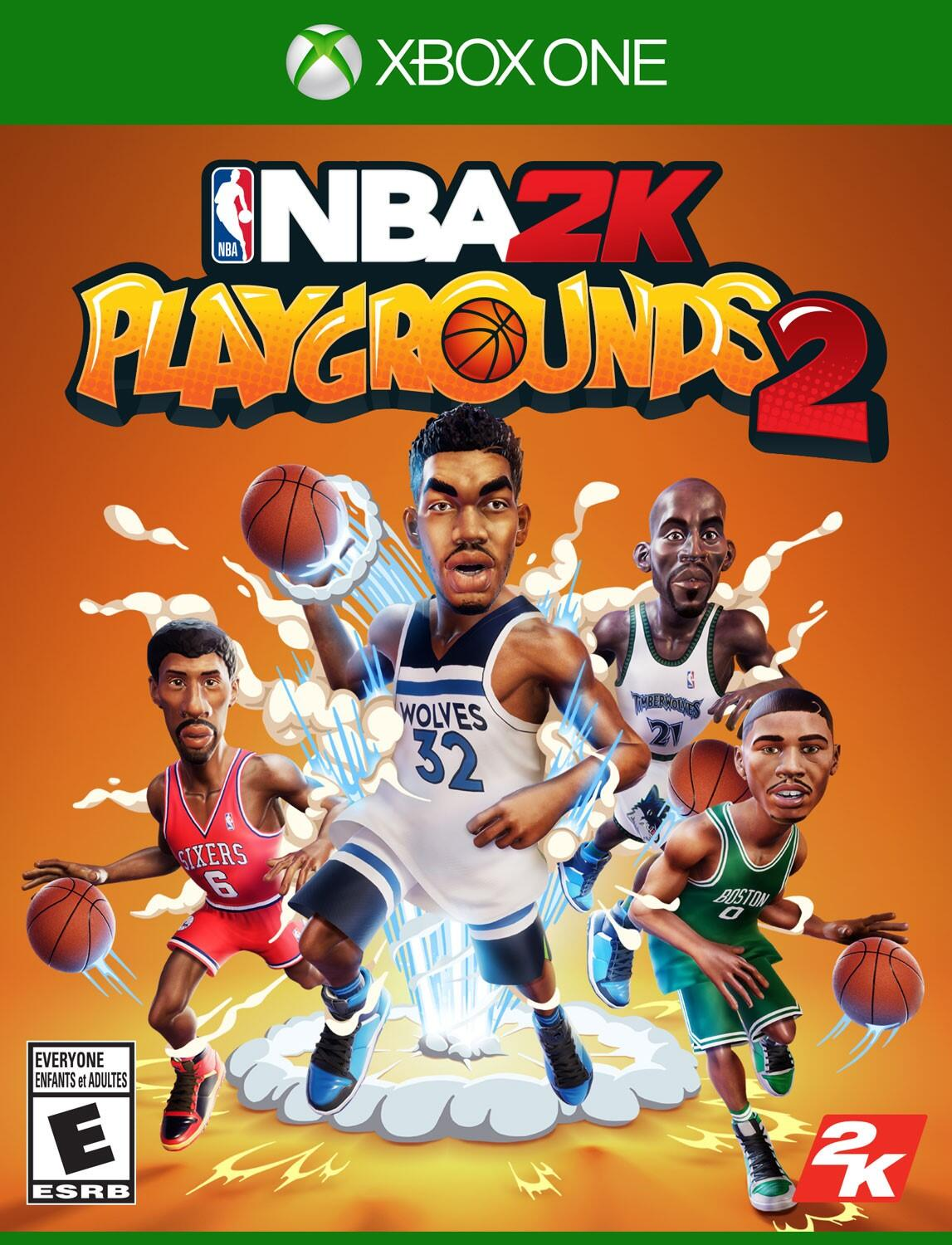 NBA 2K Playgrounds 2 (Xbox One)-thumb