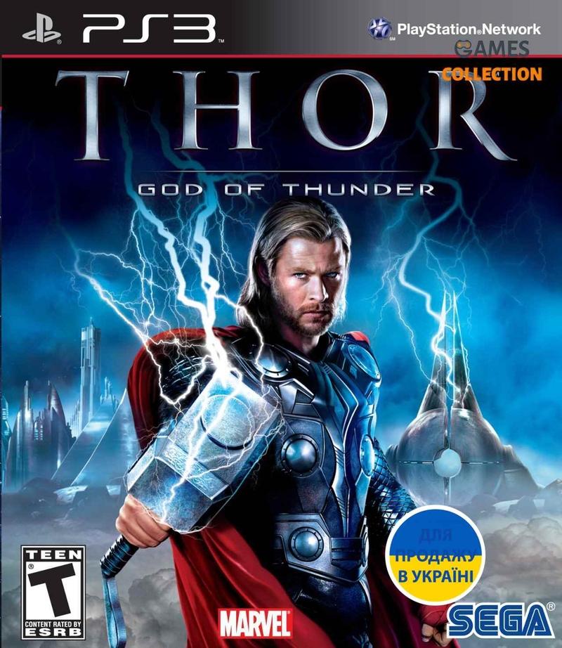 Thor: God of Thunder (PS3) Б/У-thumb