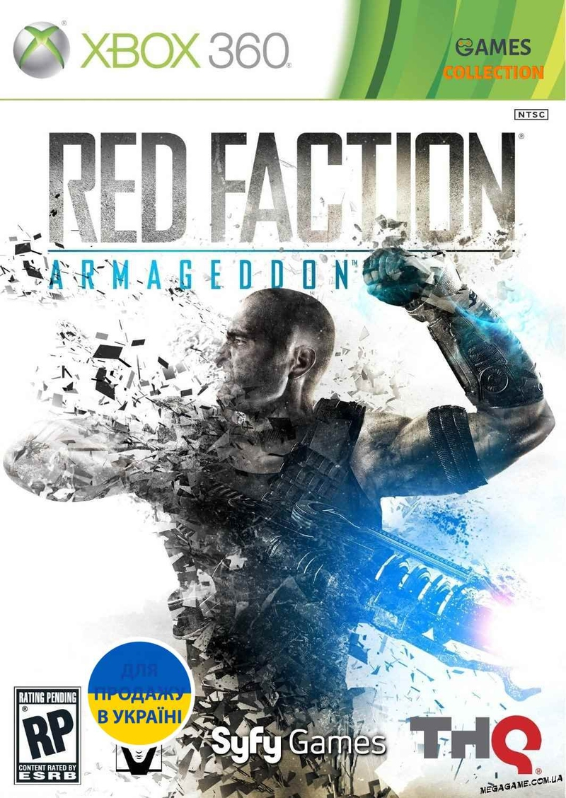 Red Faction: Armageddon (XBOX360)-thumb