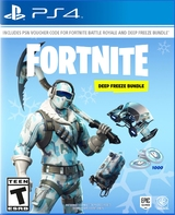 Fortnite: Deep Freeze Bundle (PS4)-thumb